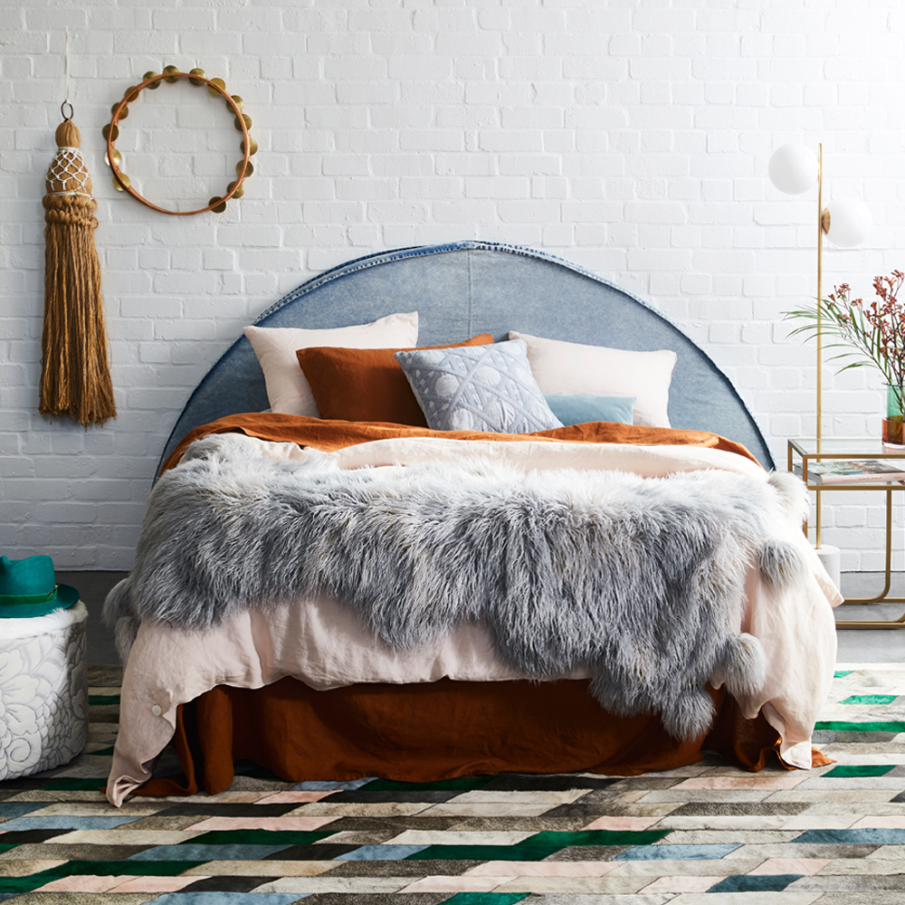 The Fluffelbuster Throw The Ideal End Of Bed Throw Blanket